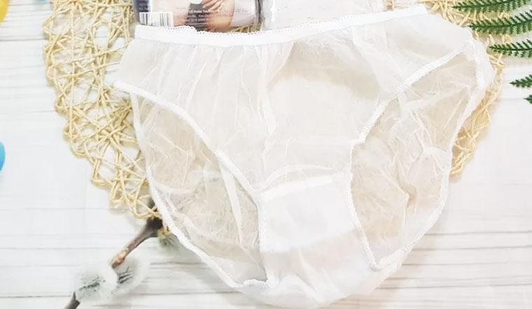 Có nên sử dụng quần lót giấy không? 3