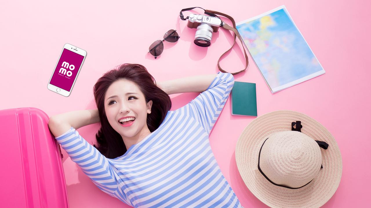 """Ra mắt tính năng """"Du lịch - Đi lại"""": Ví MoMo tung hàng loạt ưu đãi 1"""