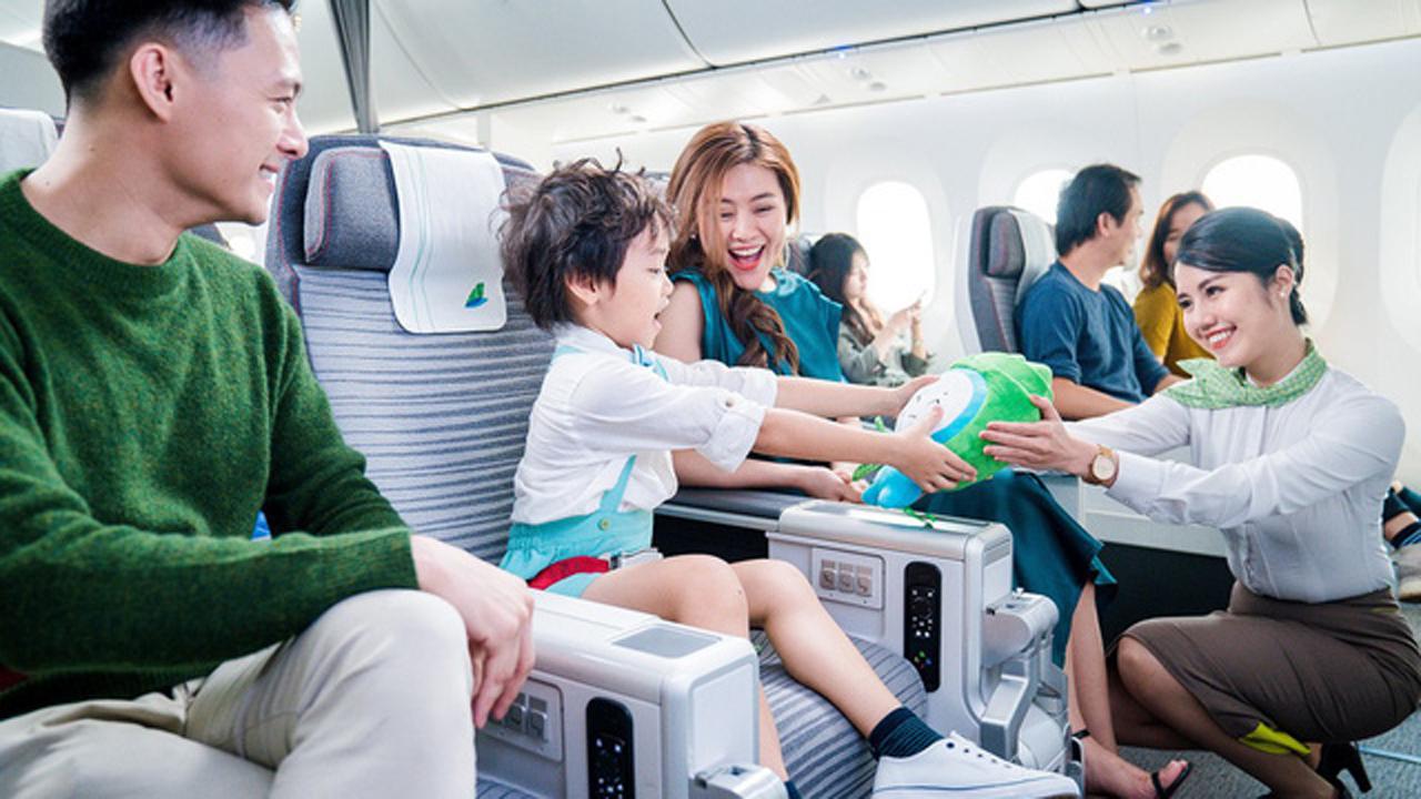 Hàng ngàn phần quà hấp dẫn dành cho khách mua vé Bamboo Airways 1