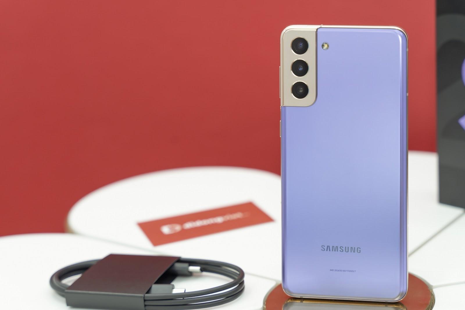 Di Động Việt mở bán 100 suất bán Galaxy S21 Plus giá 18,99 triệu đồng 2