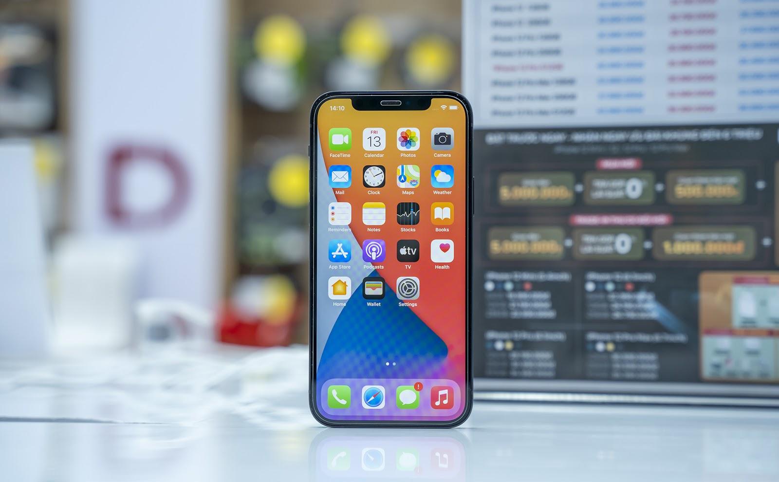 iPhone 12 VN/A series đồng loạt giảm 5 triệu đồng 3
