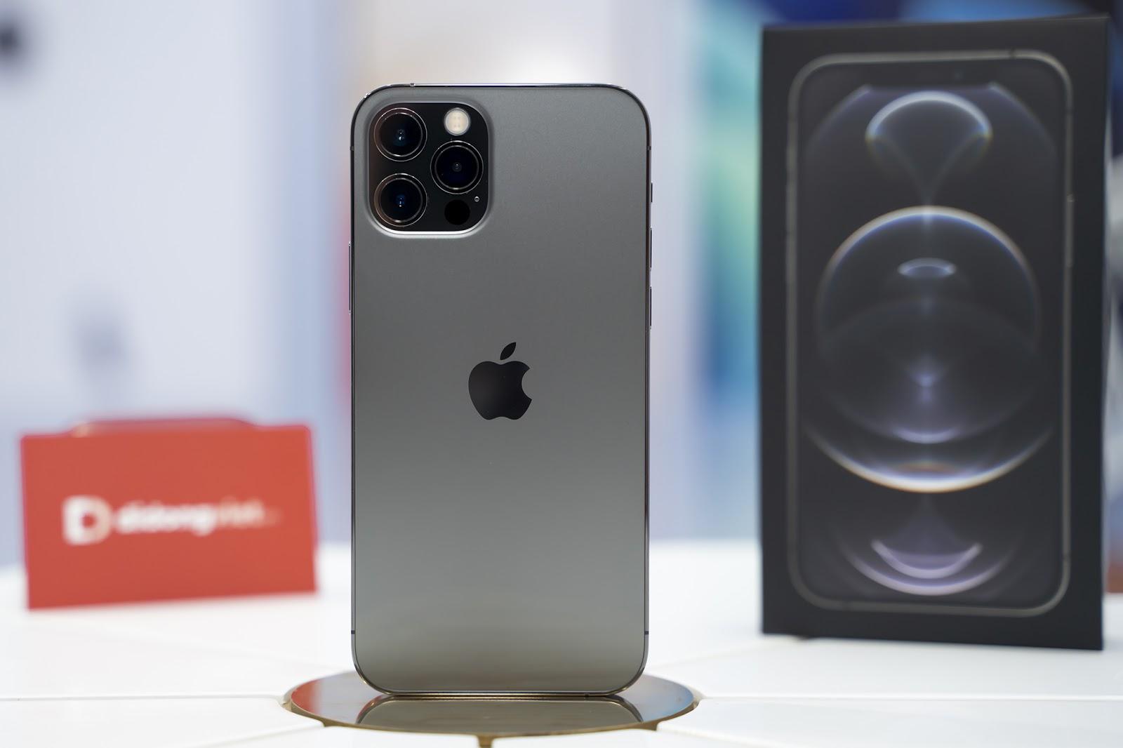 iPhone 12 Pro, 12 Pro Max giảm đến 6,2 triệu dịp cận Tết 3