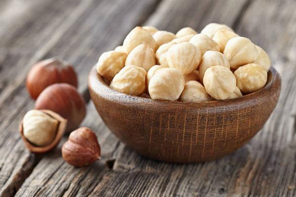 Hazelnut là hạt gì? Công dụng của hạt Hazelnut? 6