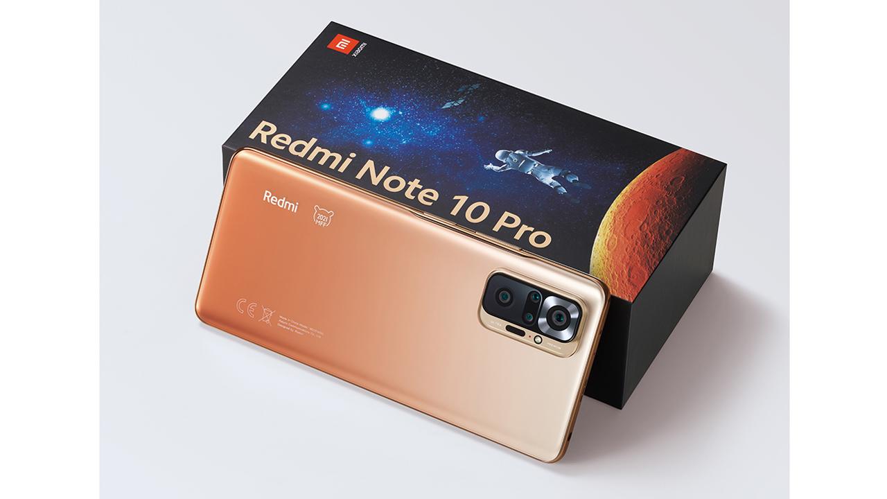 Khởi động Lễ hội Mi Fan (MFF), Xiaomi tung Redmi Note 10 Pro phiên bản đặc biệt 2