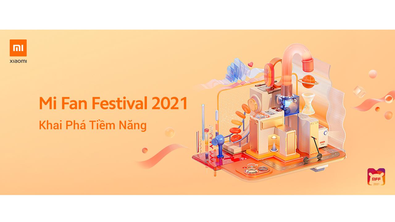 Khởi động Lễ hội Mi Fan (MFF), Xiaomi tung Redmi Note 10 Pro phiên bản đặc biệt 1
