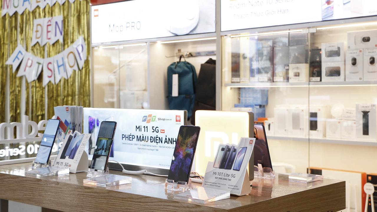 FPT Shop kinh doanh cả Mi Eco, ưu đãi giám giá hàng loạt sản phẩm 3