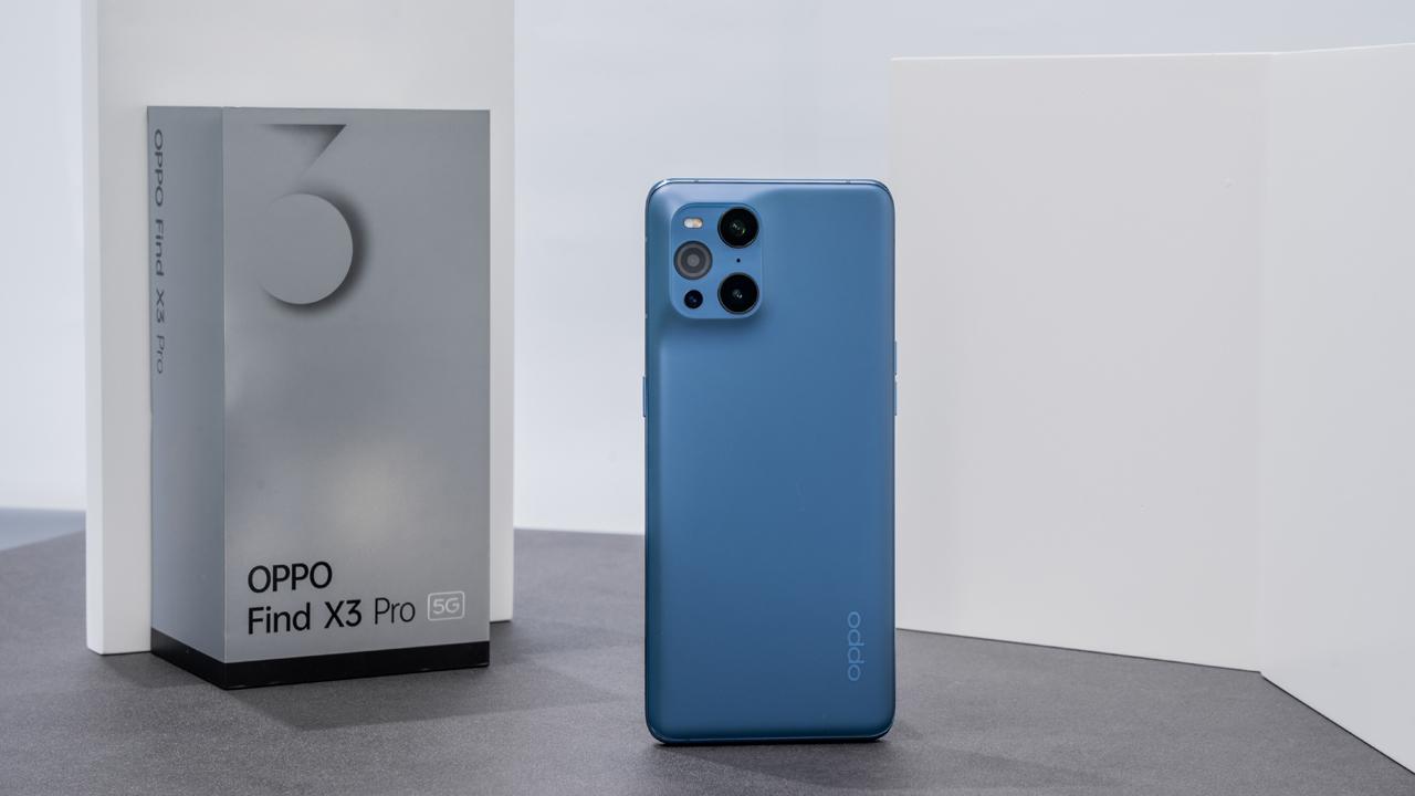 OPPO Find X3 Pro 5G lên kệ ngày 30/5, giá 26.990.000 đồng kèm loạt ưu đãi hấp dẫn khi đặt hàng trước 1
