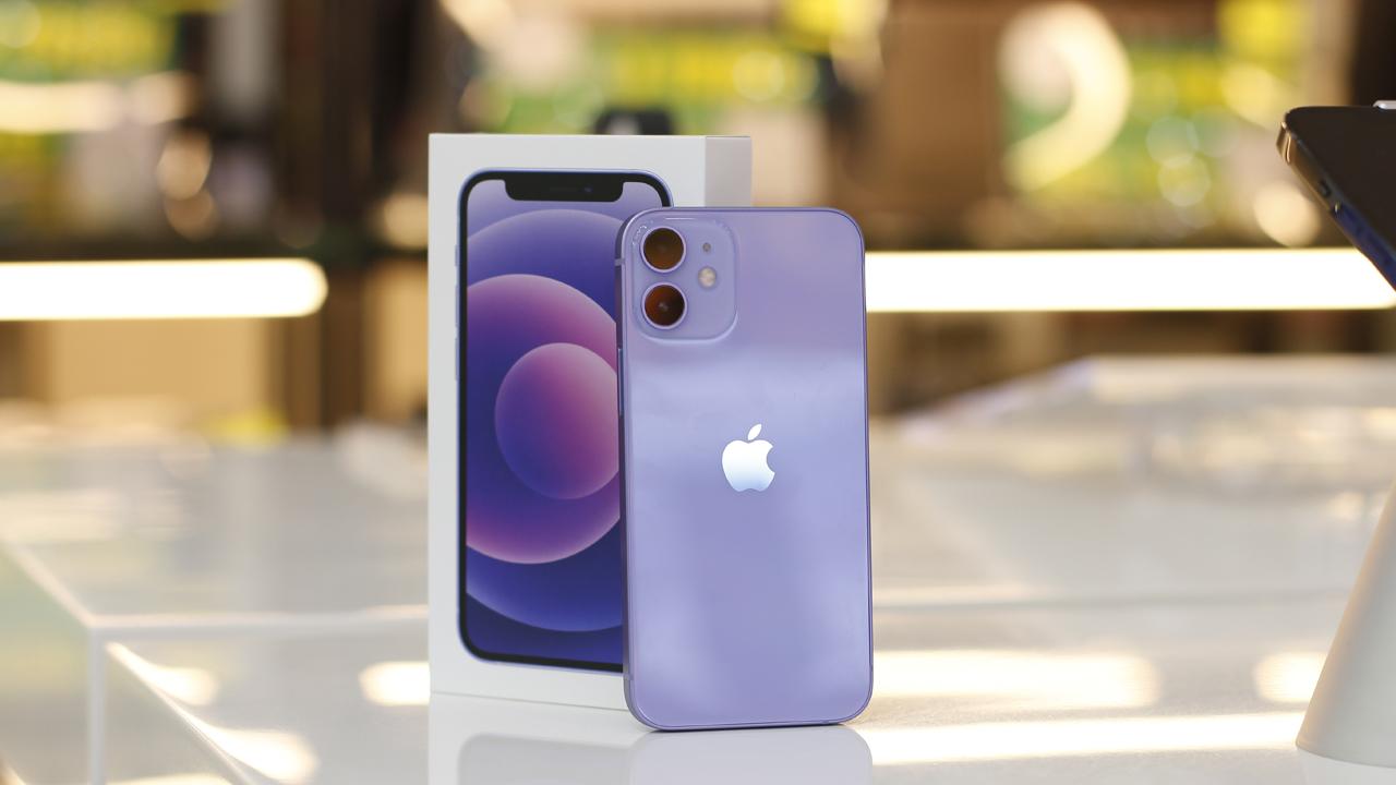 iPhone 12 màu tím mới chính thức lên kệ 3