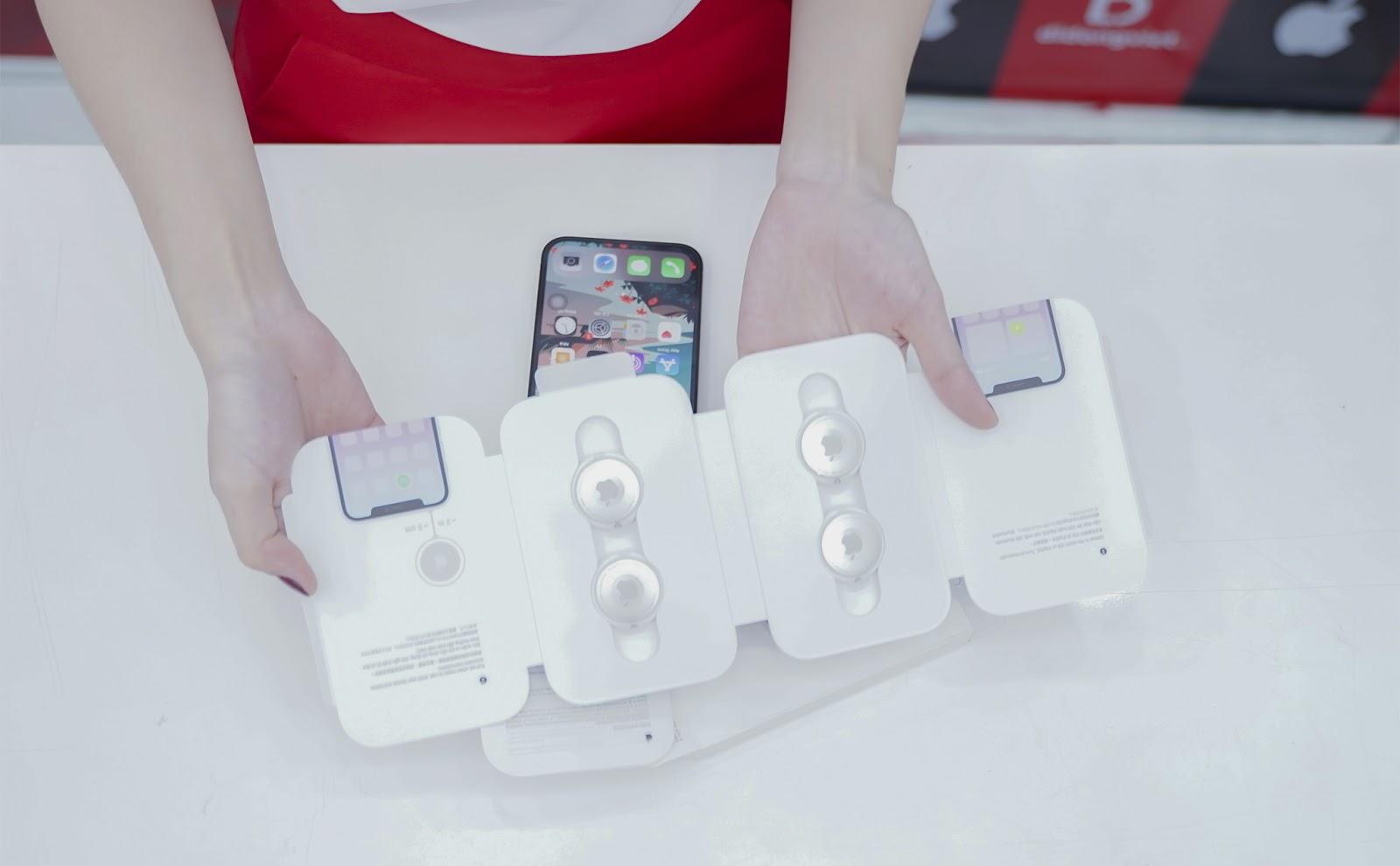 Trên tay Apple AirTag, giá 790.000 đồng 3