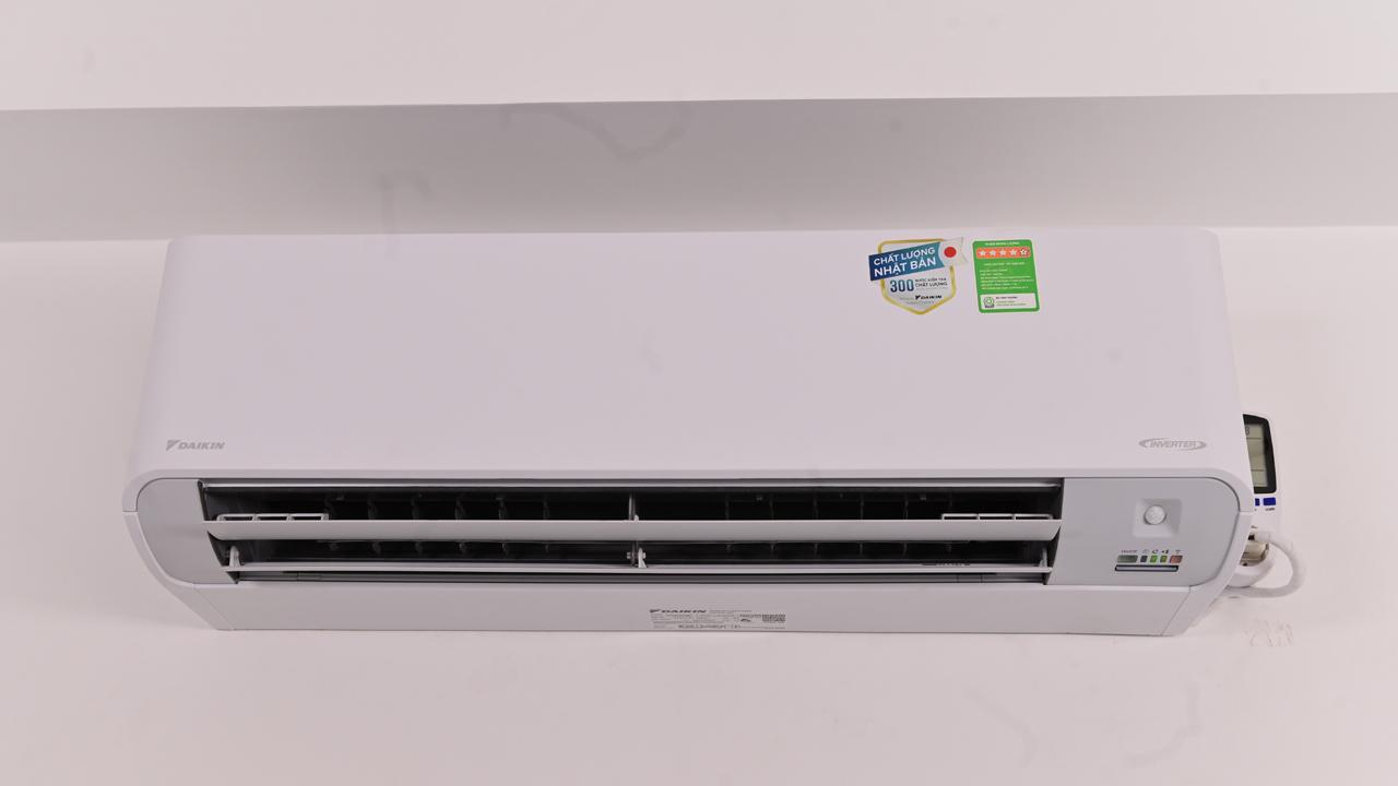 Máy lạnh Inverter cao cấp Daikin FTKZ vừa ra mắt giá bao nhiêu? 2