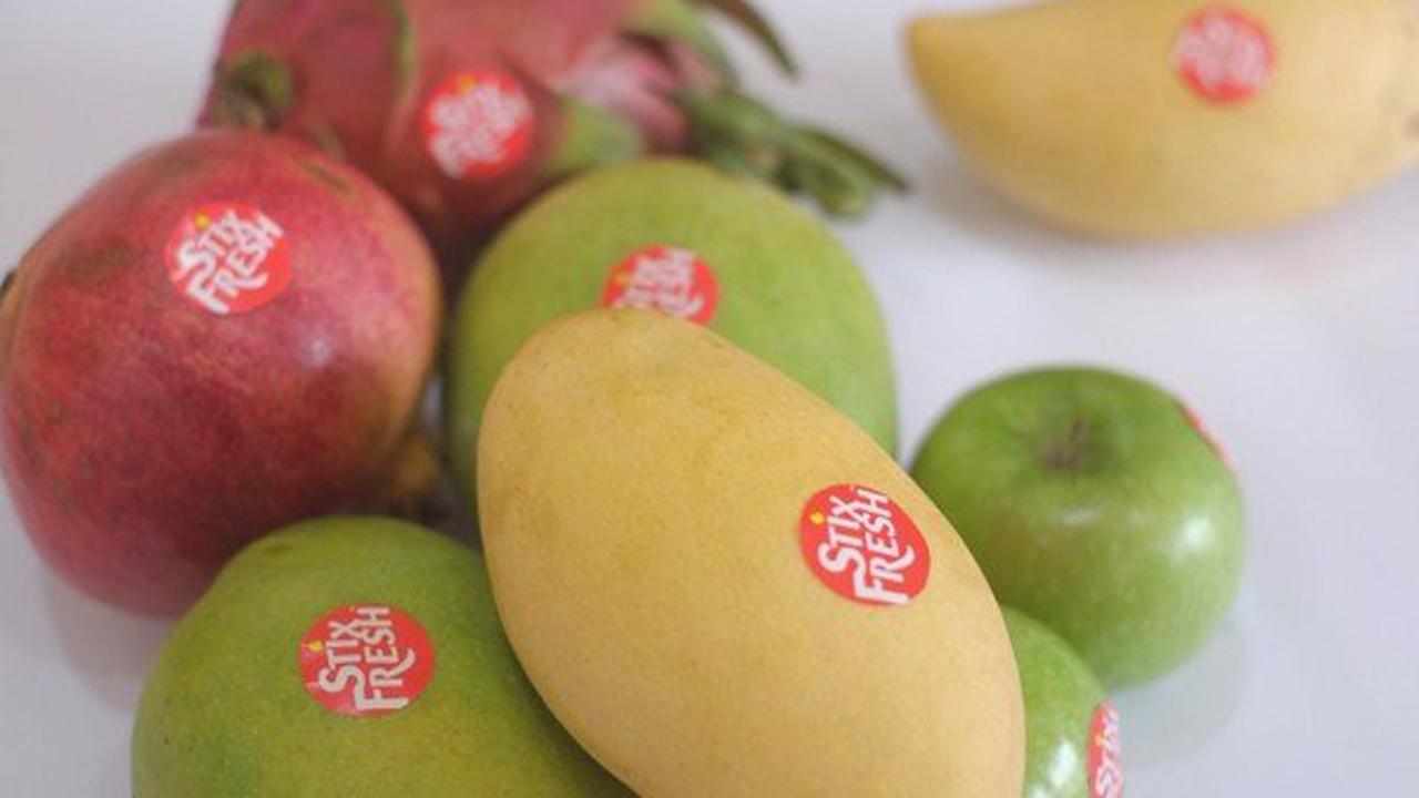 Stixfresh - miếng dán giữ trái cây tươi lâu hơn 14 ngày 3