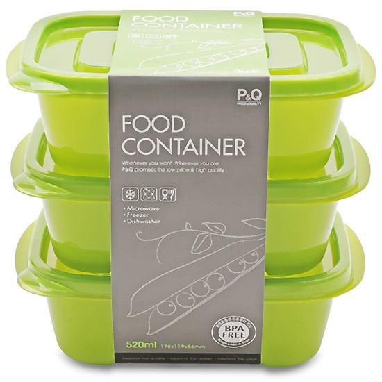 Hộp nhựa bảo quản thức ăn có an toàn không? 42