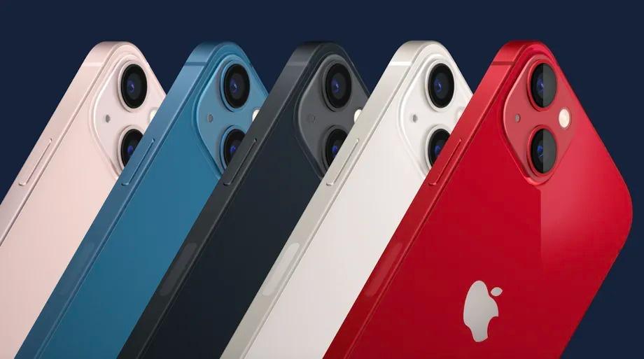 Di Động Việt tung loạt ưu đãi cho khách đặt trước iPhone 13 series 18