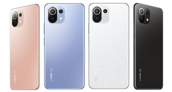 Điểm giá và chương trình ưu đãi khi đặt hàng trước smartphone Xiaomi 11T Series 5G và Xiaomi 11 Lite 5G NE 20